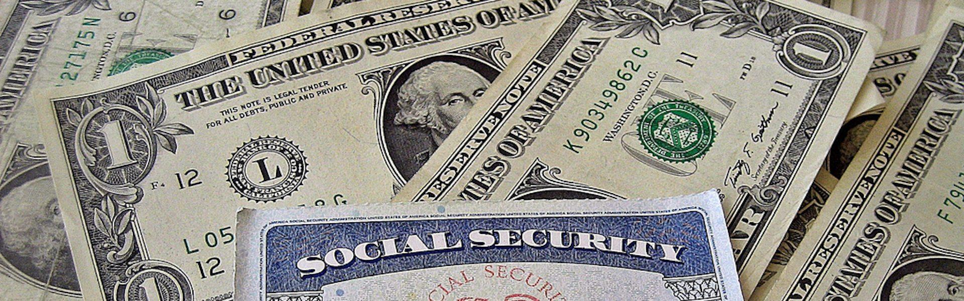 Identity theft social security