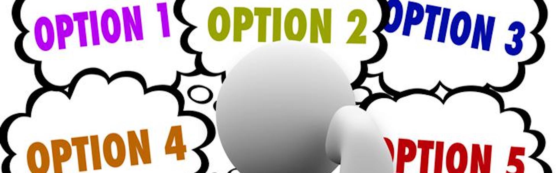Investor options